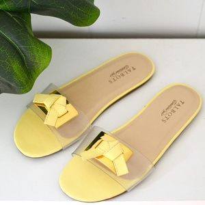 Talbot Yellow Slides
